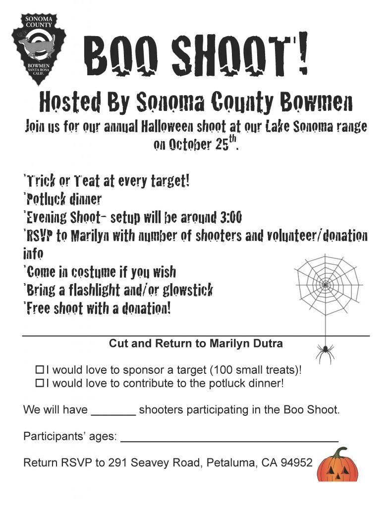 BOO SHOOT 2014