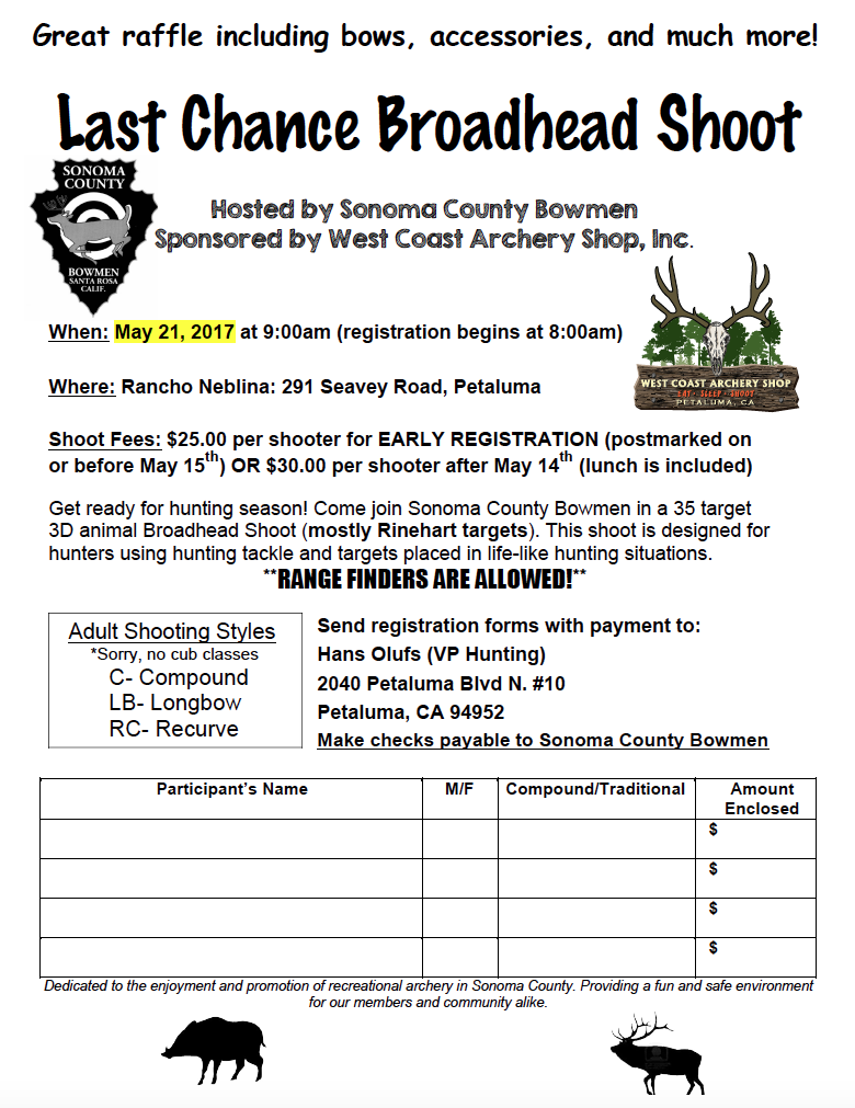 FINAL Last Chance Broadhead Shoot 2017_page 1